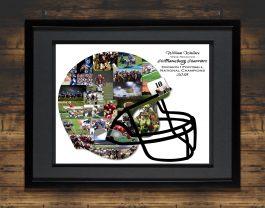 Football Gift – Custom Photo Collage