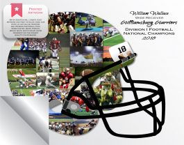 Football Gift – Custom Photo Collage
