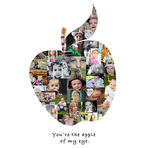 Apple Photo Collage
