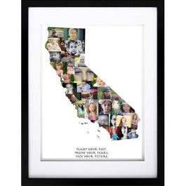 California Photo Collage