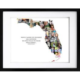 Florida Photo Collage