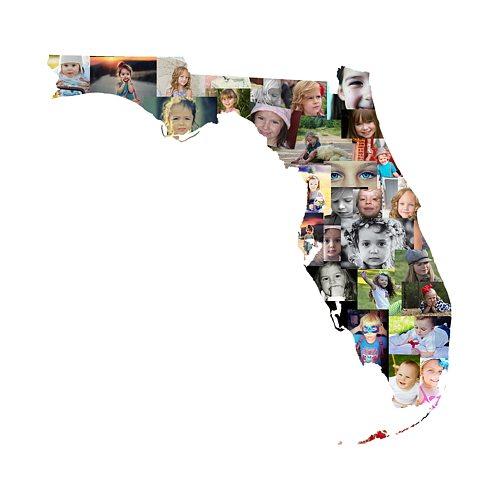 Florida Photo Collage