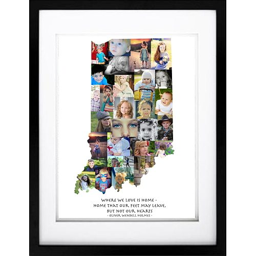 Indiana Photo Collage