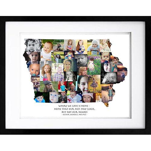 Iowa Photo Collage