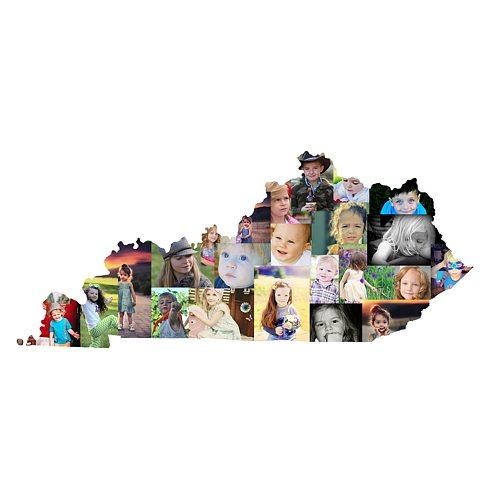 Kentucky Photo Collage