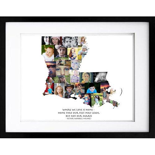 Louisiana Photo Collage