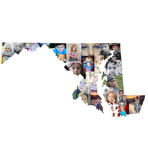 Maryland Photo Collage