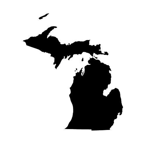 Michigan Photo Collage