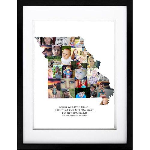 Missouri Photo Collage