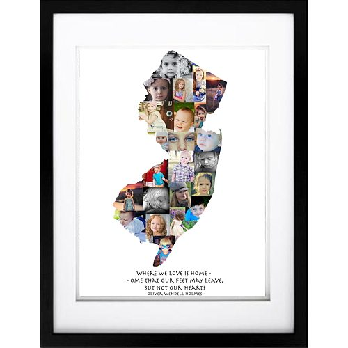 New Jersey Photo Collage Premium Hand Crafted Collages Artsy