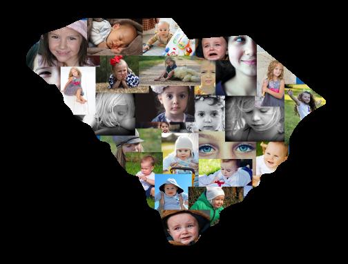 South Carolina Photo Collage