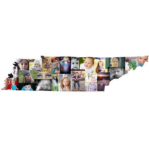 Tennessee Photo Collage