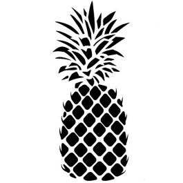 Pineapple Photo Collage