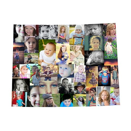 Wyoming Photo Collage